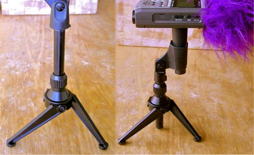 Quiklok A188 Desktop Microphone Stand