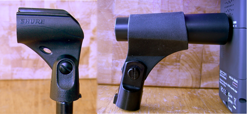 Microphone Clips