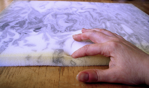Polyurethane-Rubber Upholstery Foam