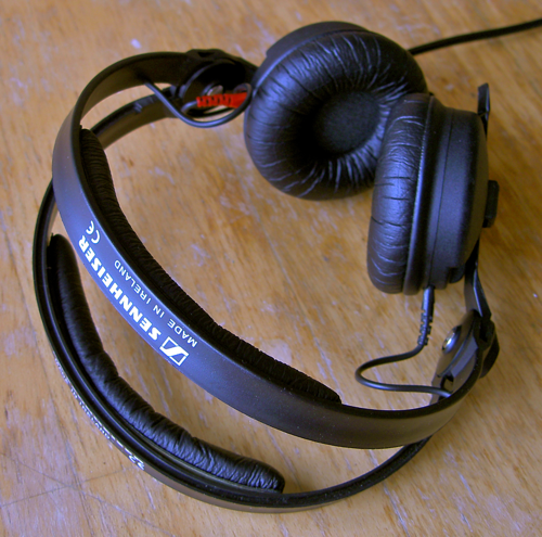 Sennheiser HD25-1 Closed Headphones